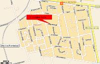 Lokatie van Uitvaartcentrum Nieuw-Amsterdam